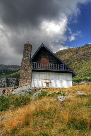 Rural Serra Daestrela Portugal Mountain House