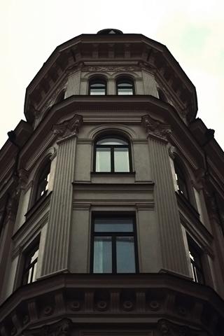 Urban Pleasant Symmetry
