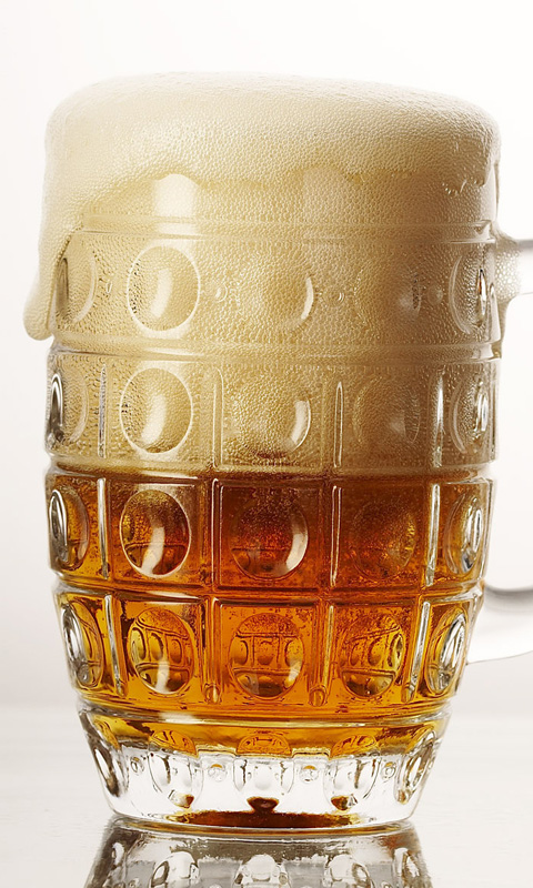 Alcohol Pint Of Beer