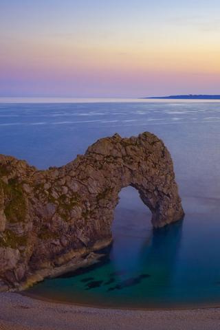Coastal Doodledoor Jurassic Icon Dorset