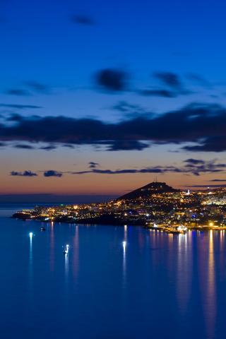 Coastal Funchal Bay
