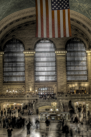 Famous Grand Central Station