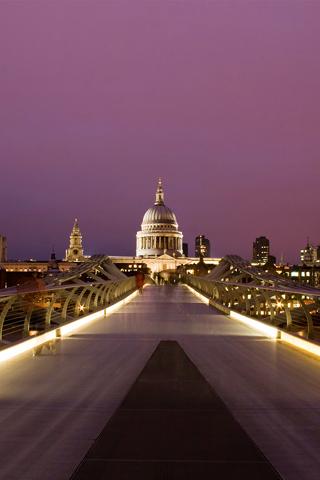 London Millennium St Pauls