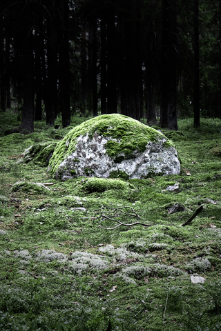 Natural Magic Stone