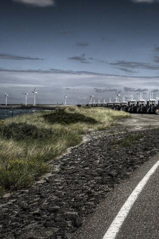 Rural Delta Works Wind Farm