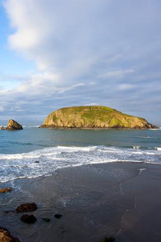 Beach Big Rock