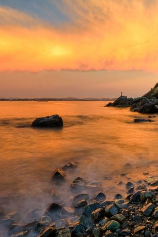 Coastal San Patricio Bay