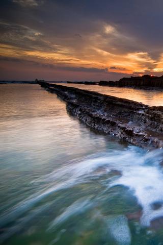 Coastal Wanlitaiwan Sunrise