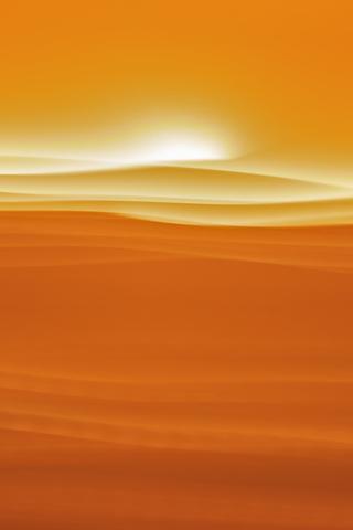 Desert Desert Sunlight