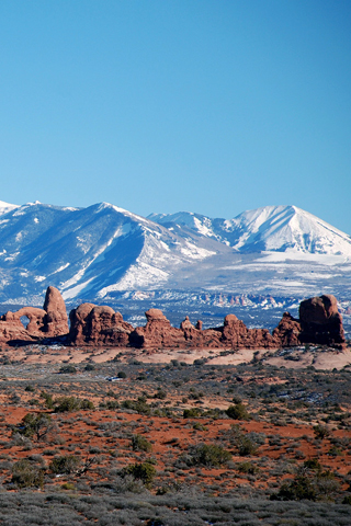 Mountain Moab Mountains