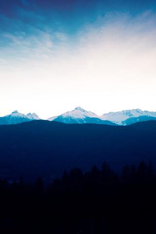 Mountain Mountain Line
