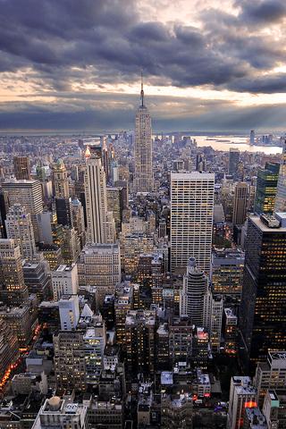 New York Rockafellers View