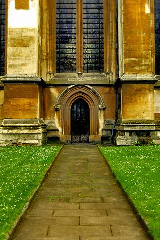 Rural A Door