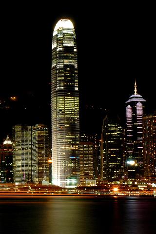 Urban Hong Kong Nights Hot Victoriah Abour