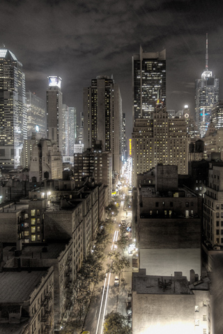 Urban New York City By Paulo Barcellos Jr