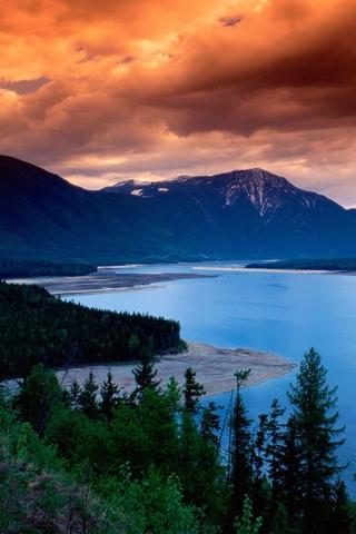Lakes And Ponds Great Lake Landcsape