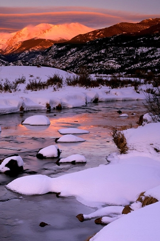 Rivers And Streams Snowy River