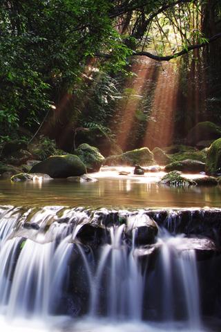 Rivers And Streams Streams Sun
