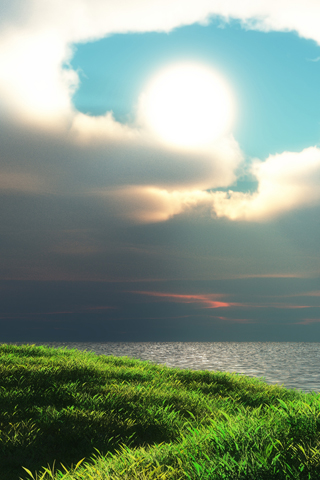 Sunrise Eye In The Sky