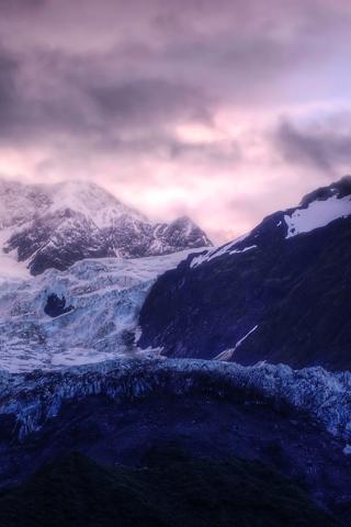 Sunrise Glacier Sunrise