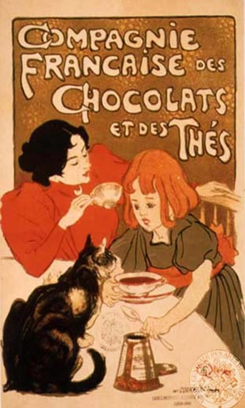 Art Steinlen Chocolates