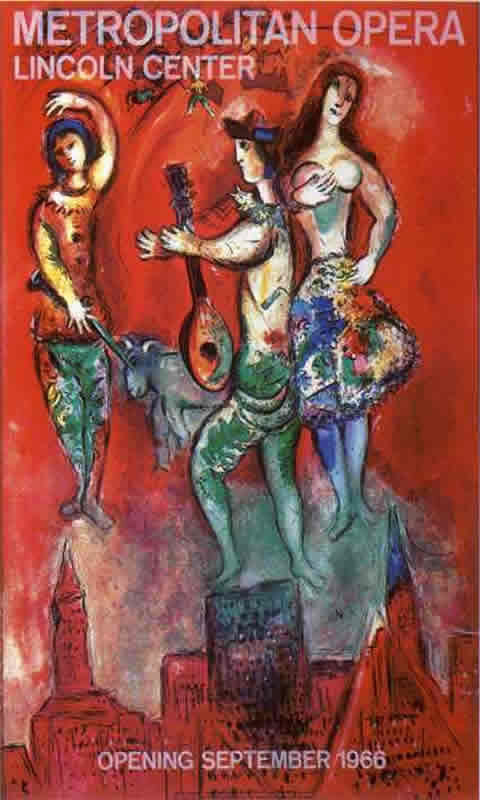 Opera 1966 Metropolitan Opera