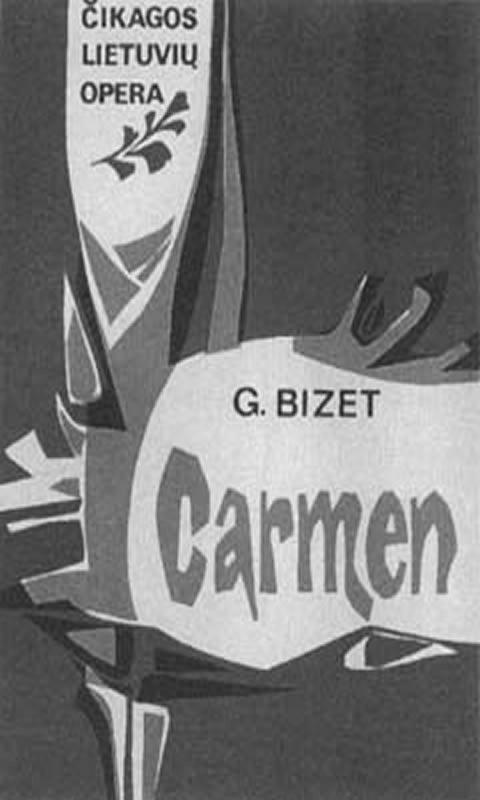 Opera East European Carmen