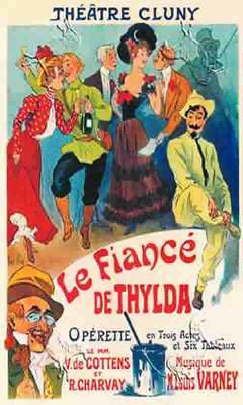 Opera The Fiance Of Thylda