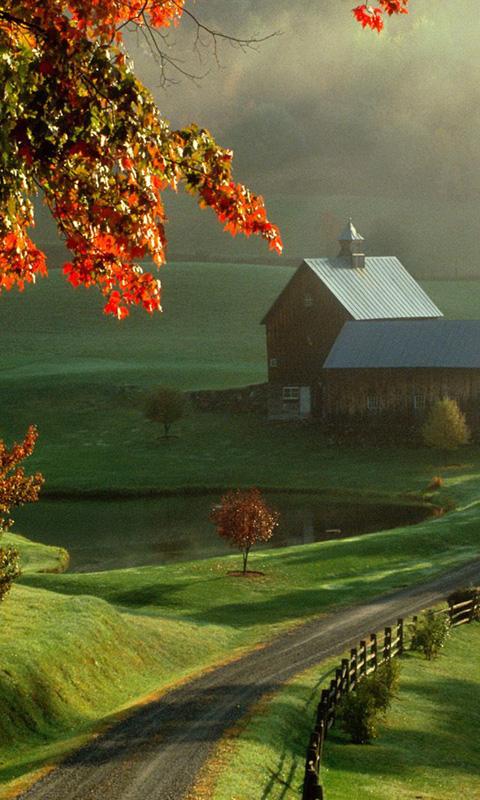 Autumn Autumn Barn