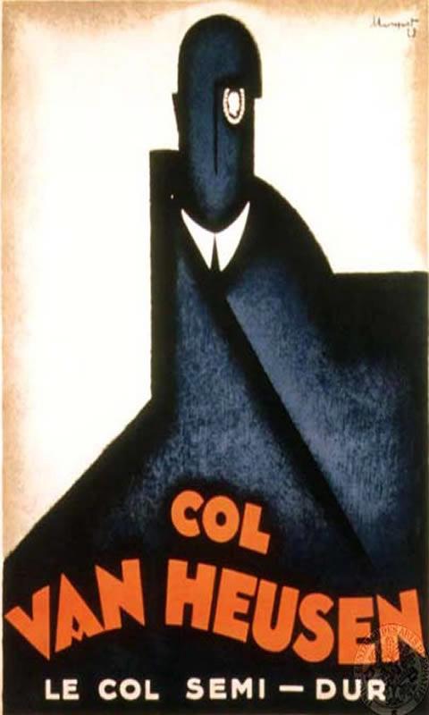 French Col Van Heusen
