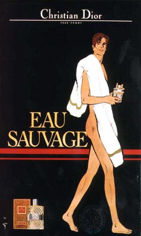 Perfume Eau Sauvage