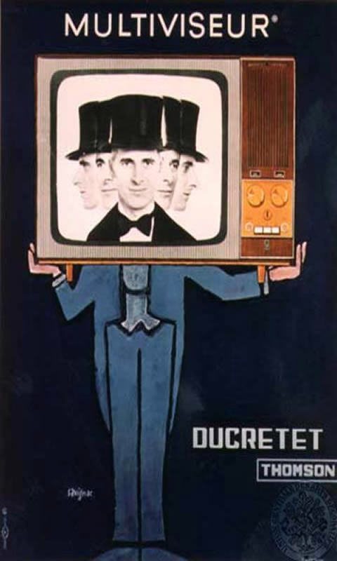 Product Ducretet Thomson Television