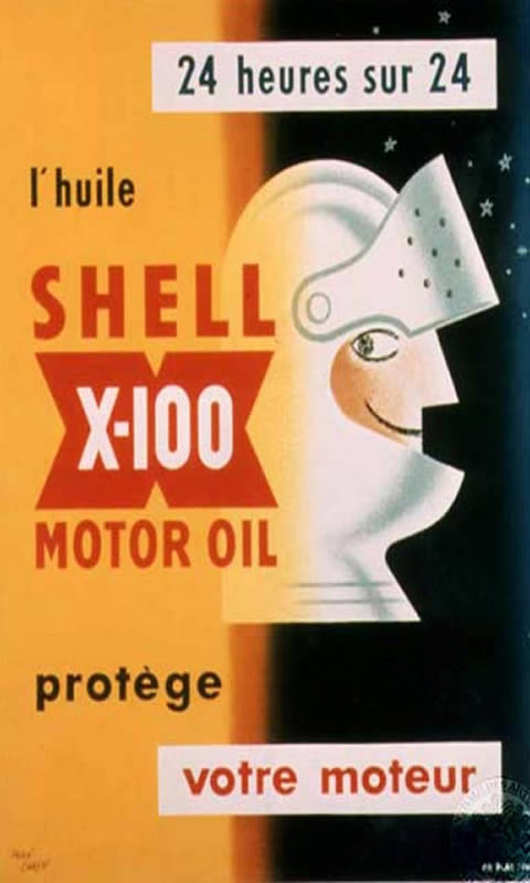 Product Shell Motor Oil