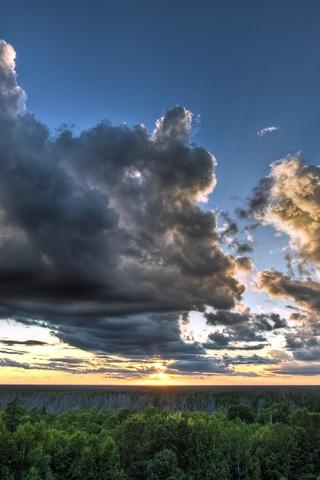 Stormy Sandilands Lookout Sunset
