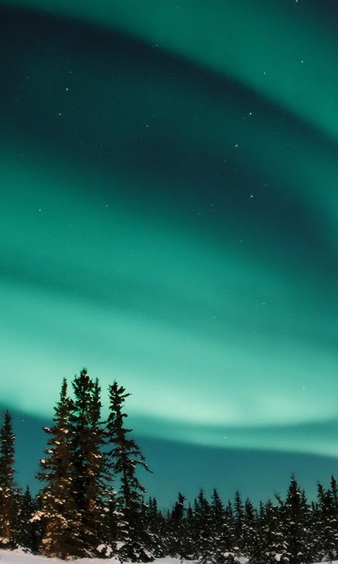 Strange Northern Lights