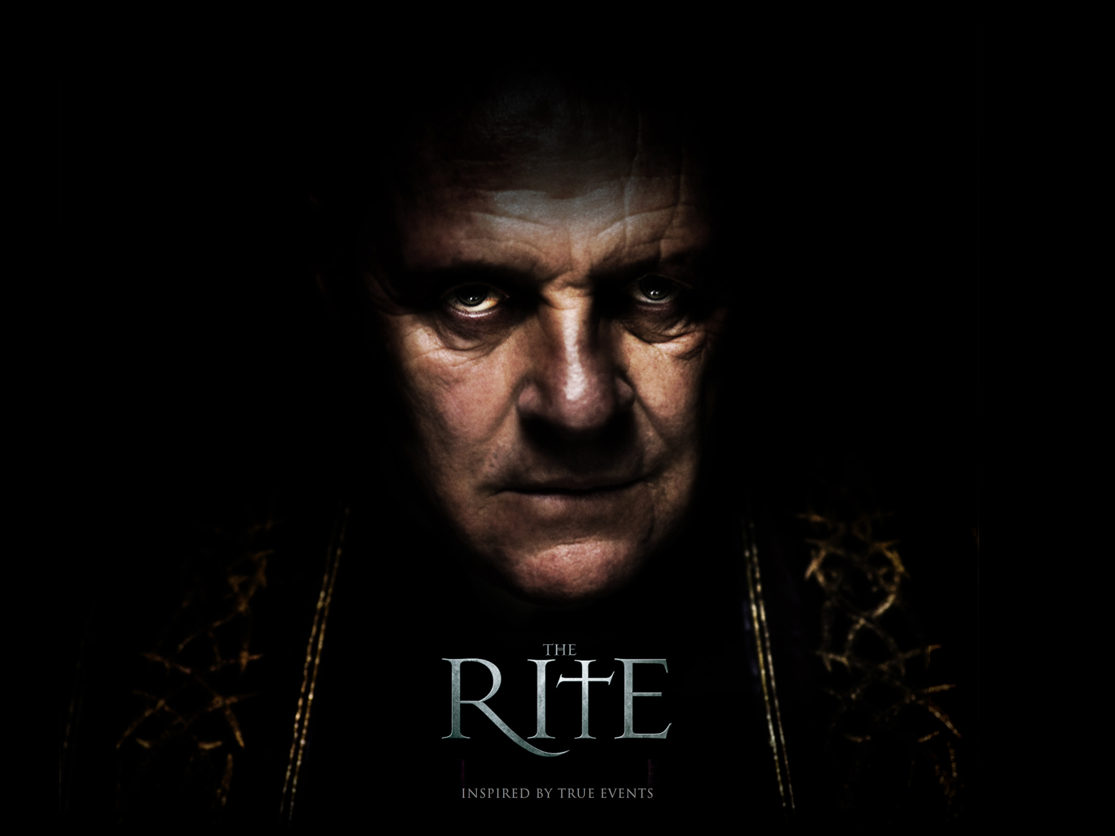 Anthony Hopkins Anthony Hopkins In The Rite