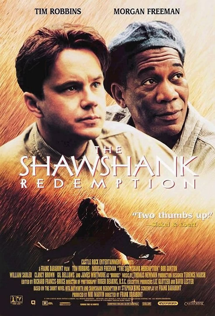 Classic The Shawshank Redemption