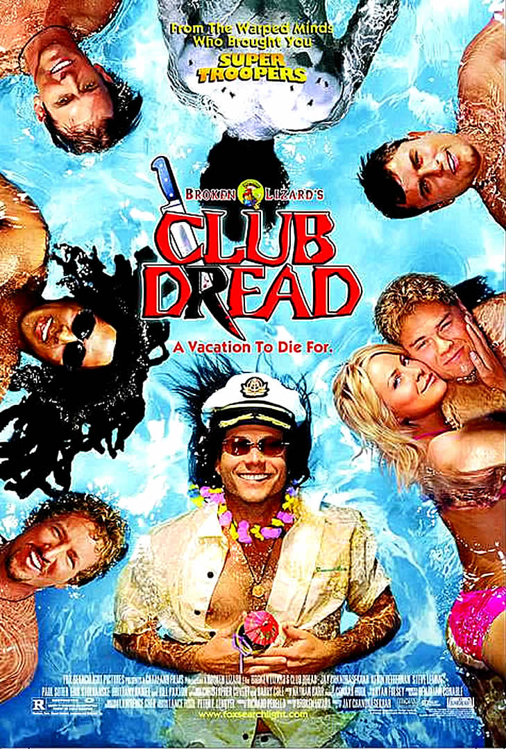 Comedy Club Dread