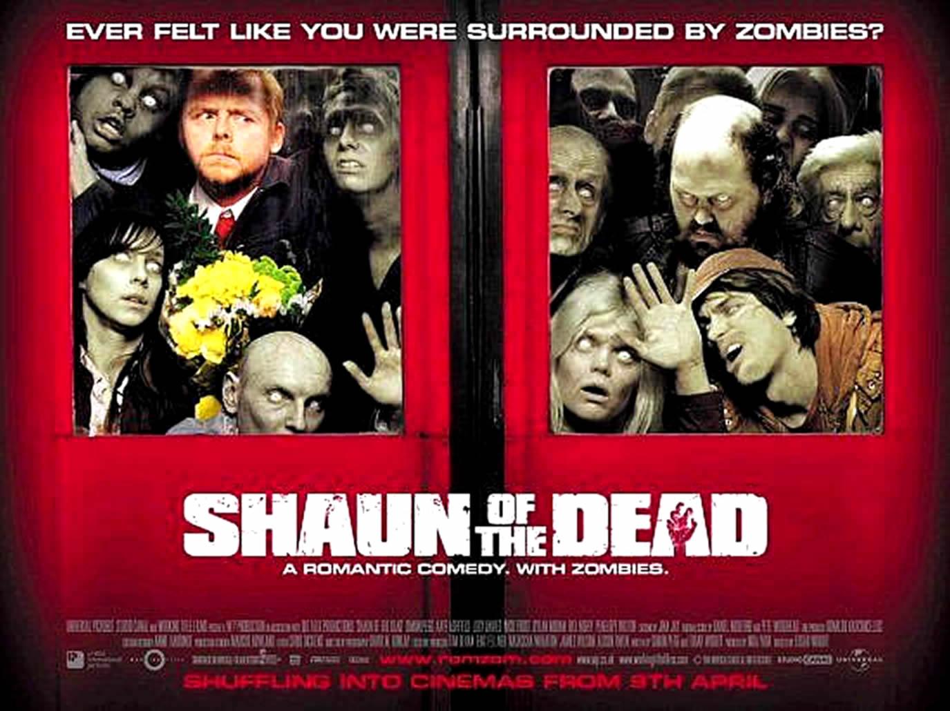 Comedy Shaun Of The Dead Landscape