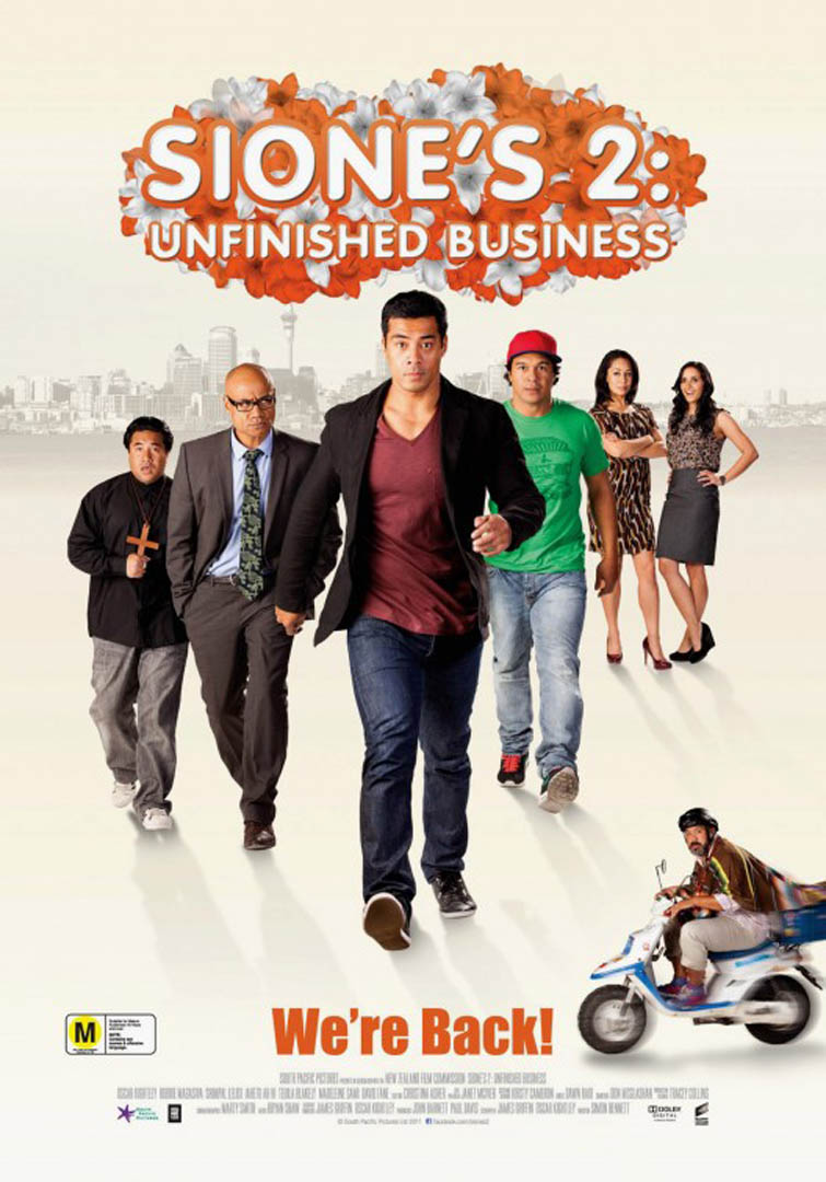 Comedy Siones 2 Unfinished Business