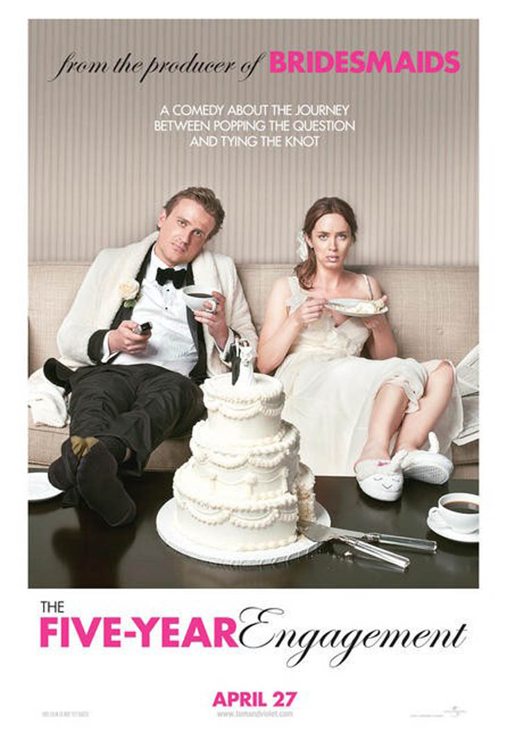 Comedy The Five Year Engagement
