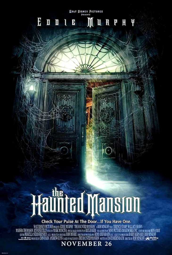Comedy The Haunted Mansion