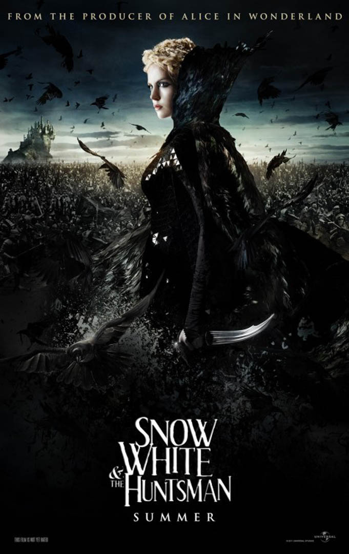 Snow White And The Huntsman Charlize Theron - Fantasy ...