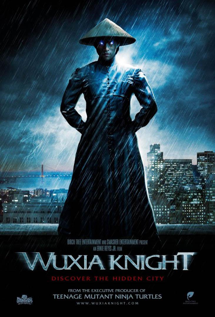 fantasy wuxia knight