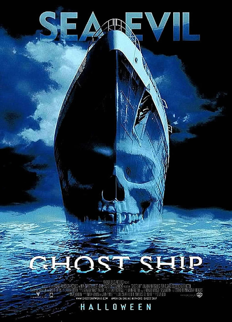 Ghost Ship Movie Wallpaper Horror Ghost Ship 2003