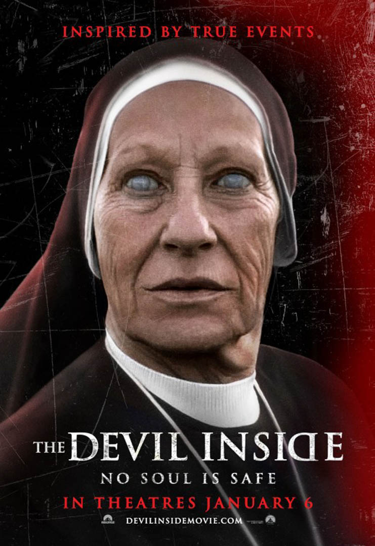 Horror The Devil Inside Evil Nun