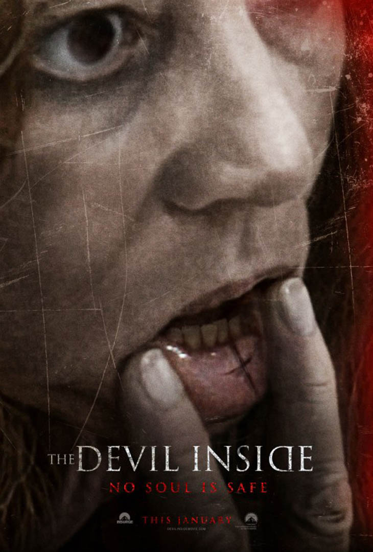 Horror The Devil Inside