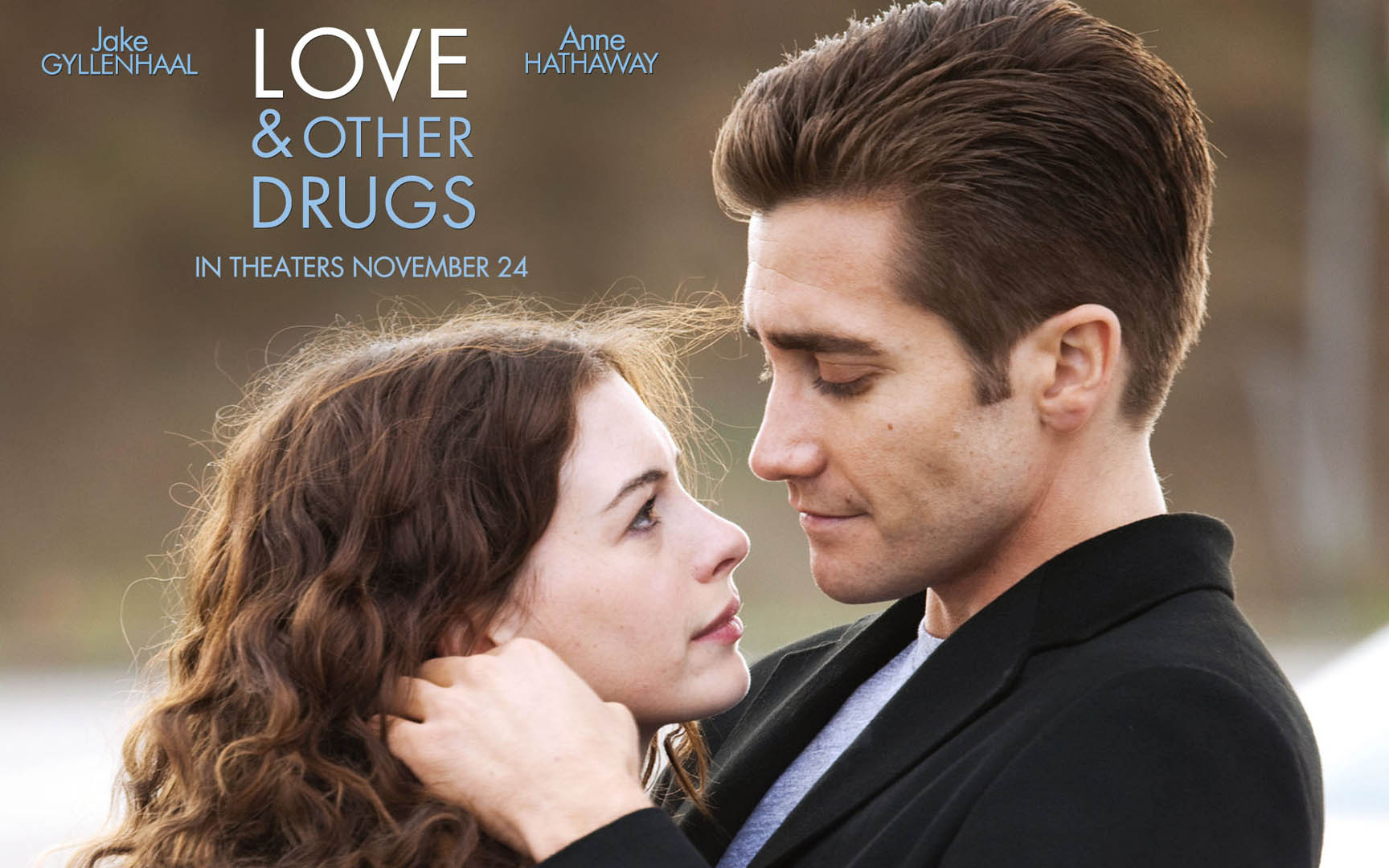 Romantic Jake Gyllenhaal In Love And Other Drugs