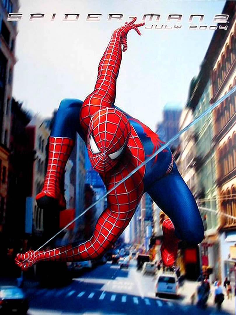 spider man 2 3