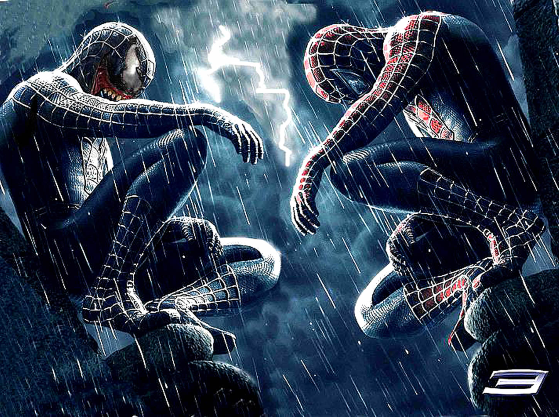 spider man 3 teaser 3 superhero movie poster. Black Bedroom Furniture Sets. Home Design Ideas